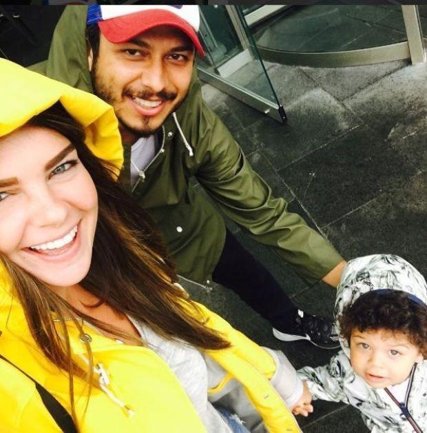 Pelin Karahan'ın ikinci bebeğinin ismi belli oldu