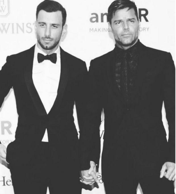 Ricky Martin erkek arkadaşı ile nişanlandı