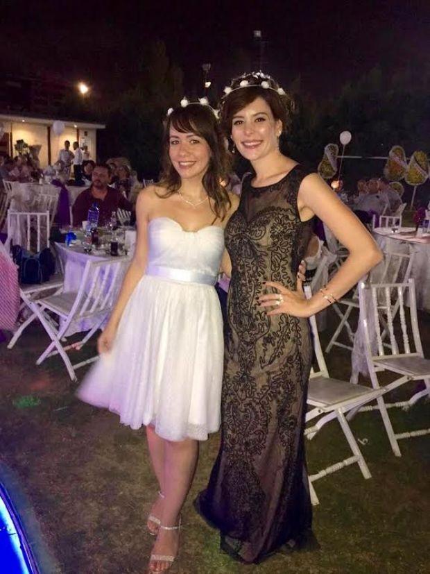 yıldız çağrı atiksoy kuzenini evlendirdi