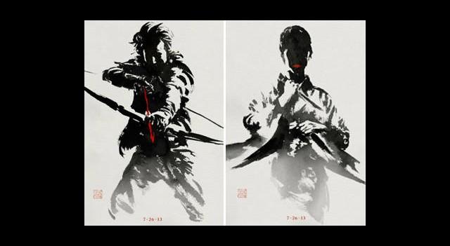 The Wolverine'den 3 Yeni Poster