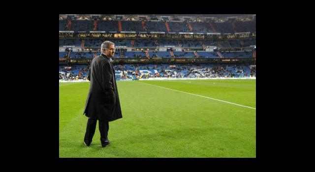 Mourinho Taraftarla Yüzleşti