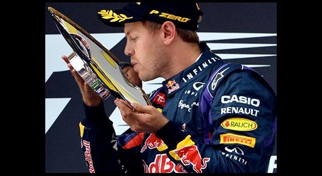Biri Vettel'i Durdursun!