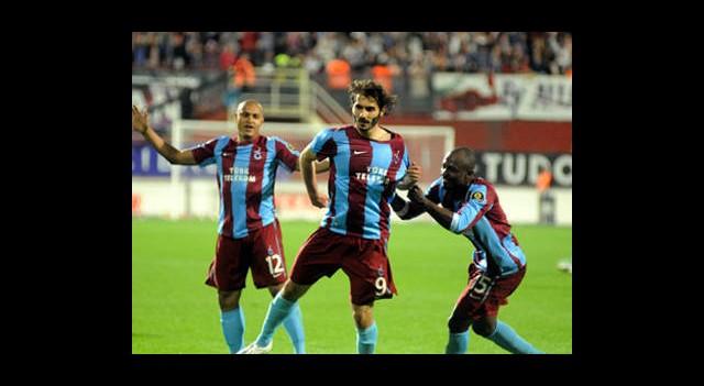 Trabzonspor Evinde İlk Kez Kazandı