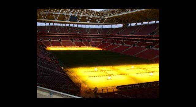 Beşiktaş TT Arena'da Oynayacak Mı?