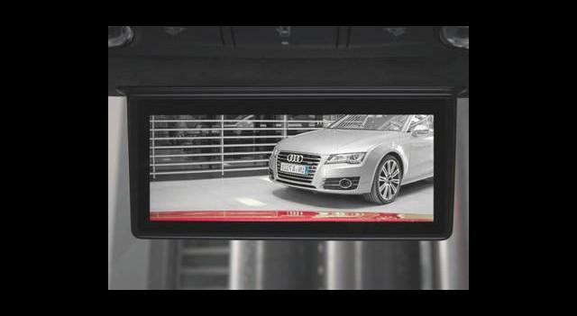 Audi'den Dikiz Aynası Yerine AMOLED Ekran