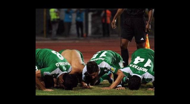 Irak'tan Tarihi Başarı!