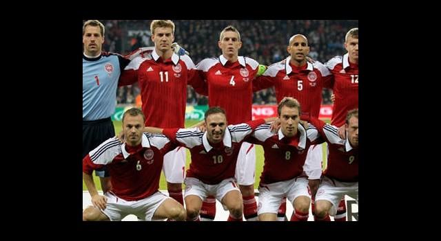 Danimarka Aday Kadrosunu Açıkladı