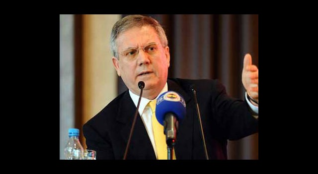 Aziz Yıldırım, Hacıosmanoğlu'nu Savcılığa Şikayet Etti