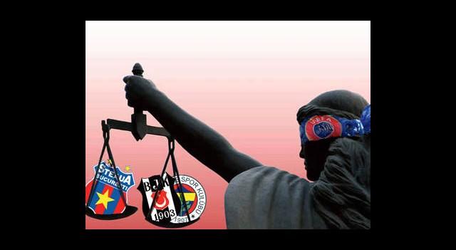 UEFA Bizimle Dalga Mı Geçiyor!