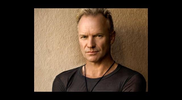 'Yaşlanmayan Adam' Sting!