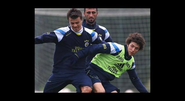 Fenerbahçe İBB Maçının Hazırlıklarını Tamamladı