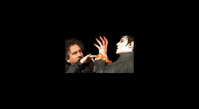 Tim Burton Ve Johnny Depp Yeniden