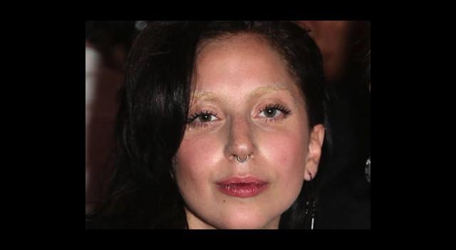İşte Lady Gaga'nın Yeni Yüzü!