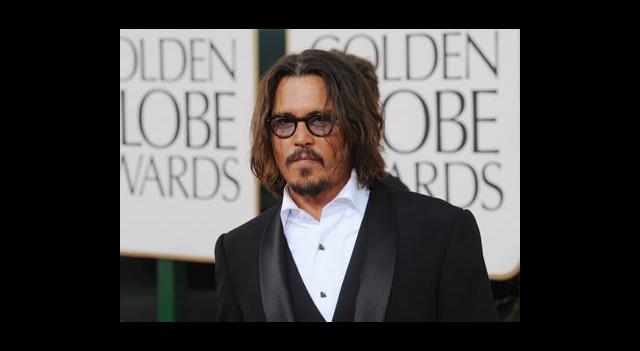 Wes Andreson'ın Yeni Yıldızı Johnny Depp!