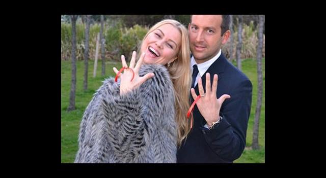 New York'ta Evleniyorlar