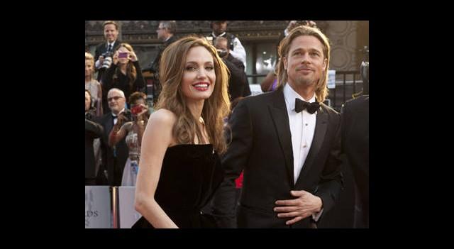 Angelina'dan Brad Pitt'e Yeni Oyuncak