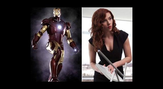 Scarlett Johansson 'Iron Man 3'de Rol Almayacak