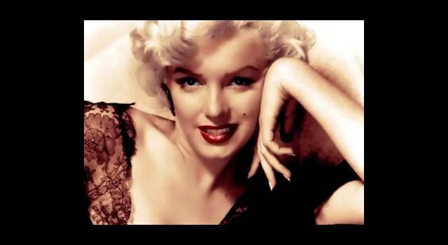 En Seksi Hala Marilyn Monroe!