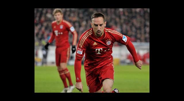 Bayern Münih Koptu Gidiyor