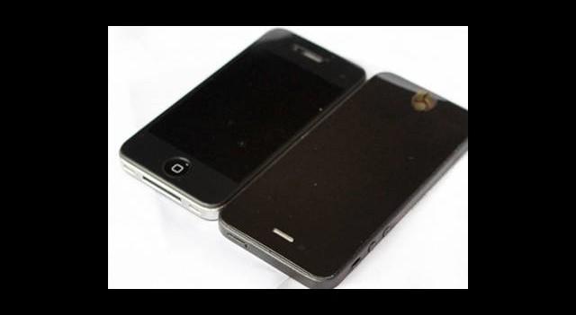 iPhone 5 ve iPhone 4S Yanyana!