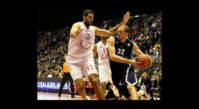 Euroleague'de Anadolu Efes Rüzgarı
