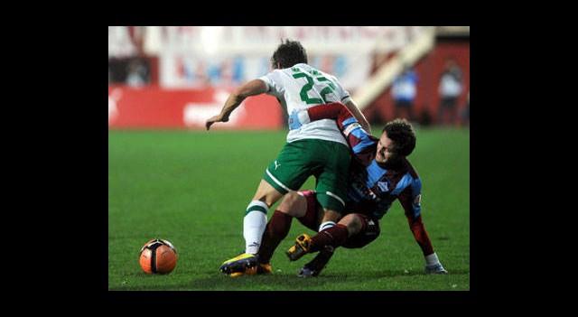 1461 Trabzon: 0 Bursaspor:0