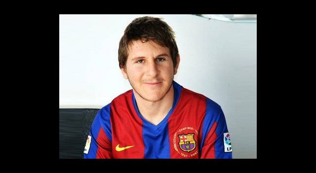 Konyalı Messi İlgiden Memnun