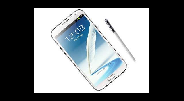 Samsung Galaxy Note 2 Yeni Bir Rekora Koşuyor