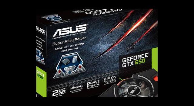 Güç Kablosuna İhtiyaç Duymuyor: ASUS GeForce GTX 650-E