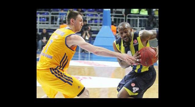 Fenerbahçe Ülker'de Galibiyet Sevinci