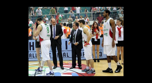 Türk Basketbolu Finallerde Kaybetti