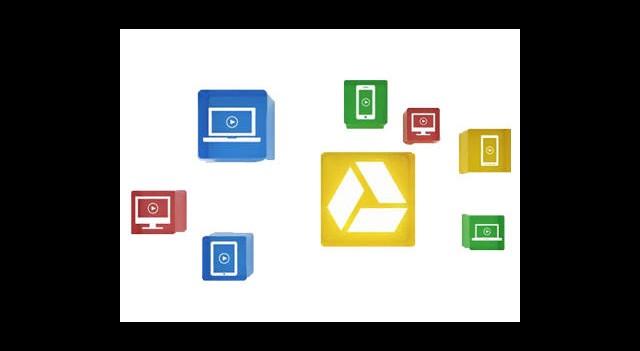İşte Google Drive