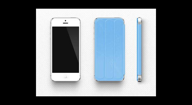 iPhone 5 İçin Smart Cover