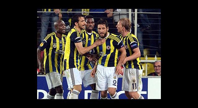 Fenerbahçe Seri Bozdu