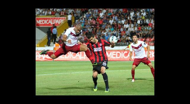 Trabzonspor'un Konuğu Gaziantepspor
