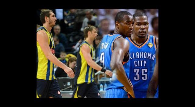 Oklahoma City Fenerbahçe İçin Geliyor