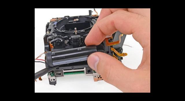 Bir DSLR Fotoğraf Makinesinin İçinde Neler Var?