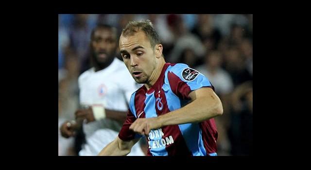 Trabzonspor'un Golcüsü Adrian