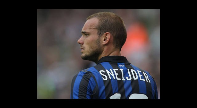 Sneijder'den Mesaj Var