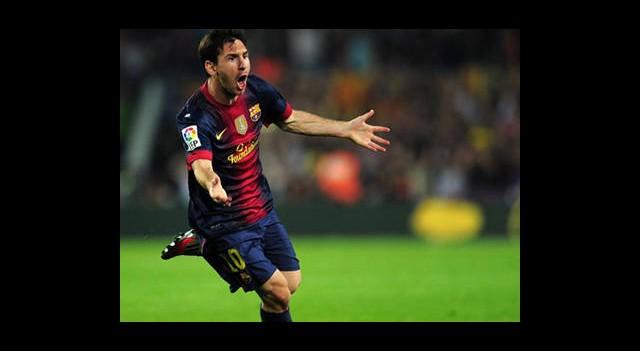 Messi Yedek Olduğunda Bile Rekor Kırdı