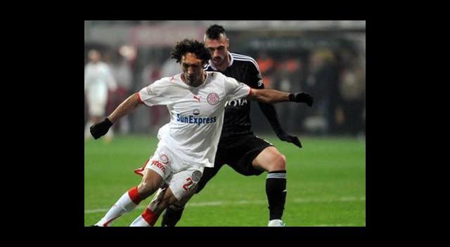 Antalyaspor-Beşiktaş Canlı Anlatım