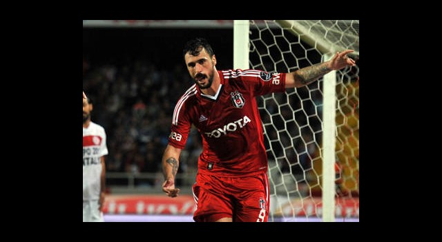 Beşiktaş'ta Almeida Seferberliği