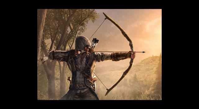 Assassin's Creed III Tüm Dünya ile Birlikte Raflarda!