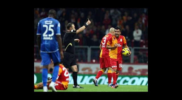 Galatasaray Hala Lider
