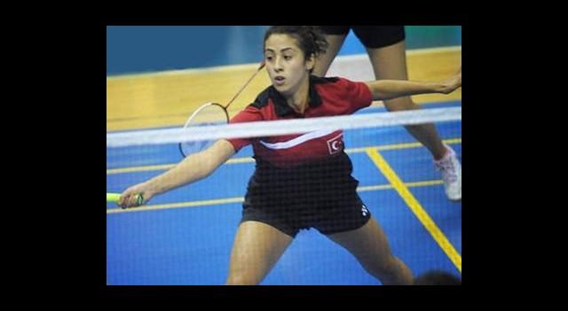 2012 Olimpiyatlarına Türk Badminton Sporcusu