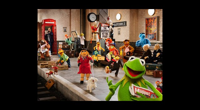 Muppets ile Yeniden!