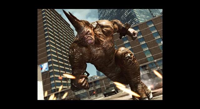 Rhino'yu Hangi Ünlü Aktör Oynayacak?