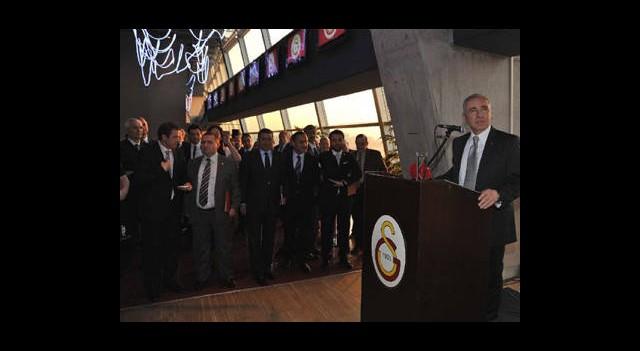 Galatasaray Kulübü'ne 294 Yeni Üye