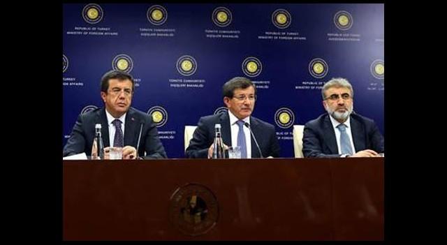 4 bakandan Musul açıklaması