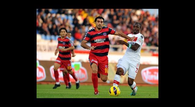 Antalyaspor 3 Hafta Sonra Kazandı